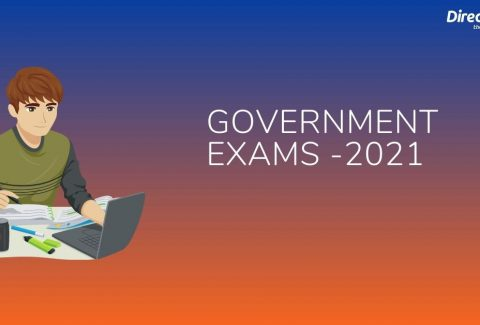 Government Exams -2021