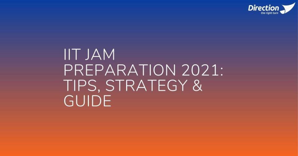 IIT JAM Preparation 2021