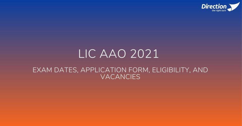 LIC AAO 2021 Exam