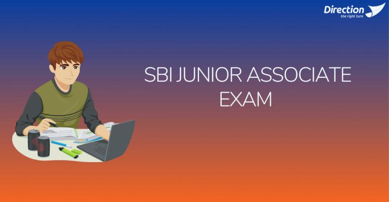 sbi junior associate exam