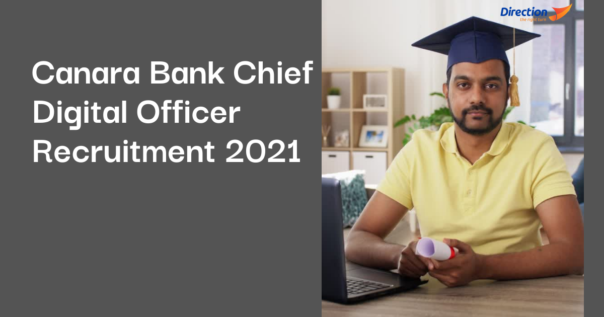 Canara Bank Chief Digital Officer Recruitment