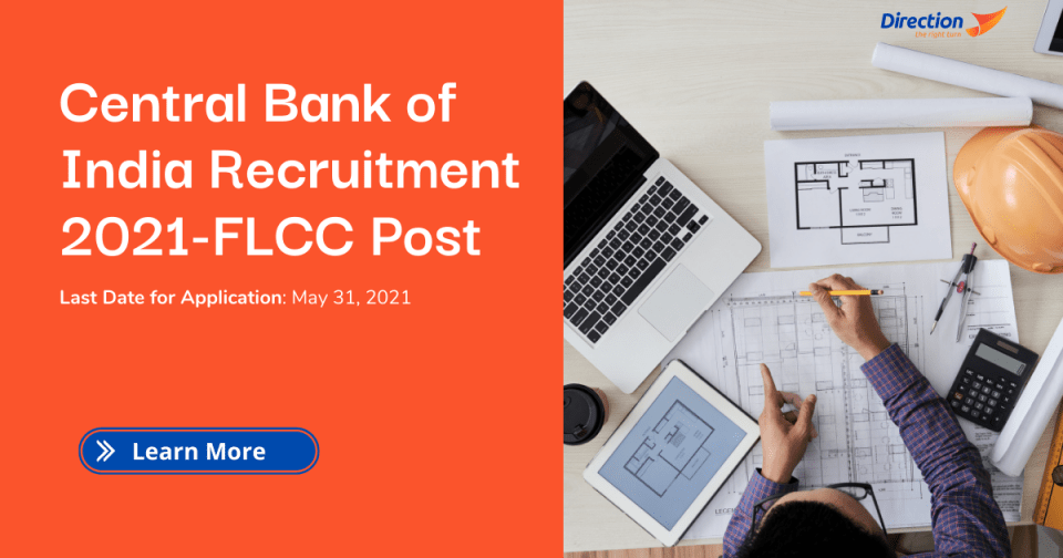Central Bank of India Recruitment 2021-FLCC Post