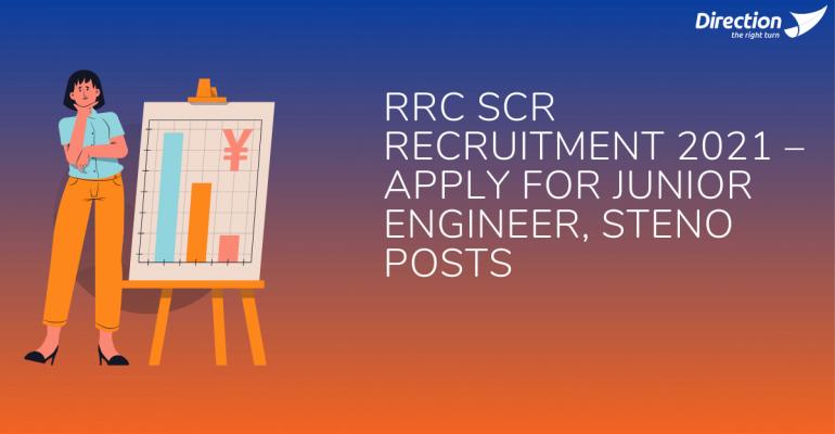 RRC SCR Recruitment 2021