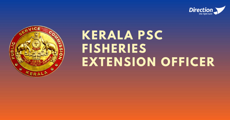 Kerala PSC Fisheries Extension Officer syllabus