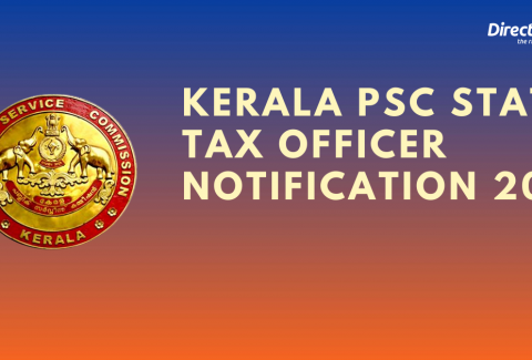 State Tax Officer kerala psc