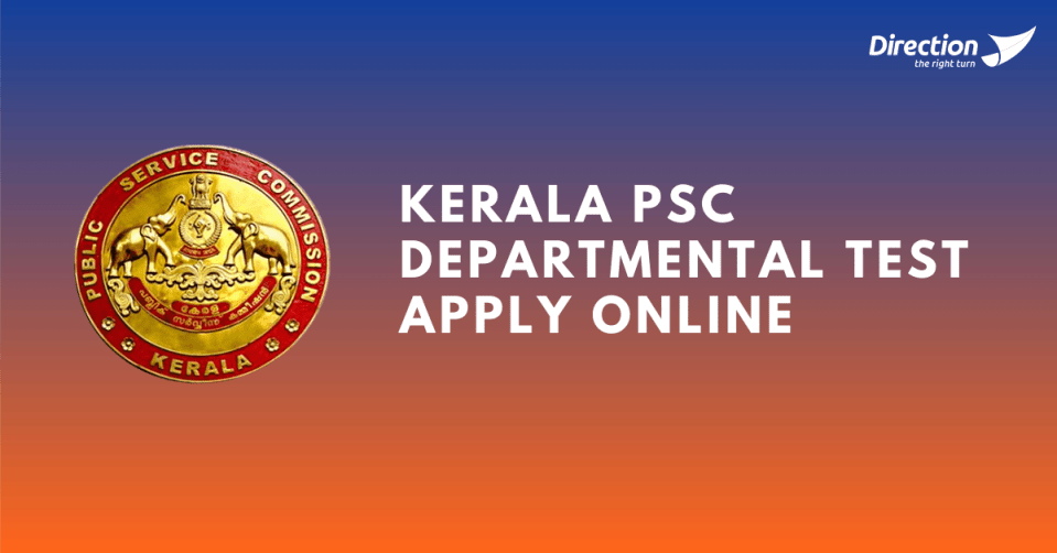 Kerala PSC Departmental Test