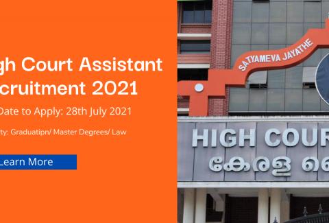 Kerala-high-court-assistant-recruitment-2021