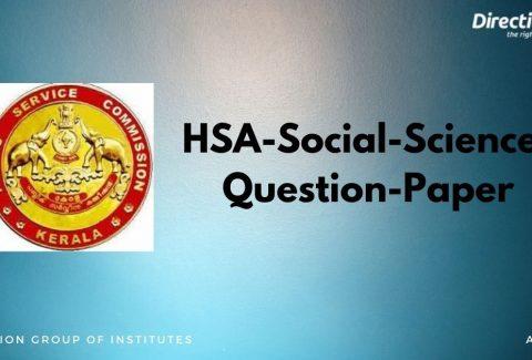 HSA-Social-Science-Question-Paper