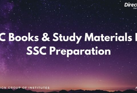 SSC Books & Study Materials For SSC Preparation