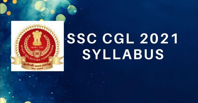 SSC CGL 2021 Syllabus (1)