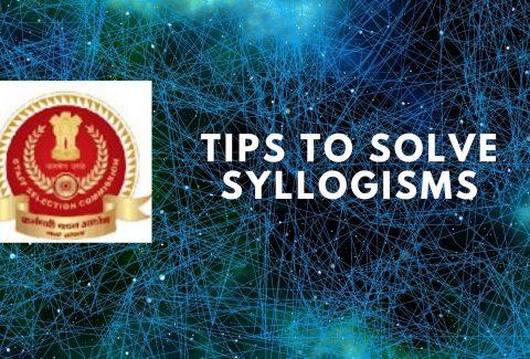 Tips to Solve Syllogisms