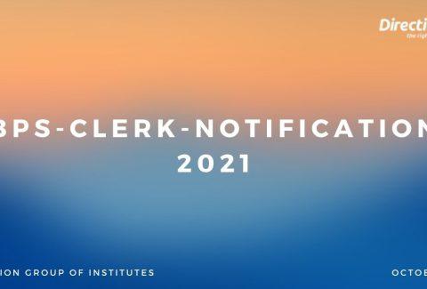 ibps-clerk-notification-2021
